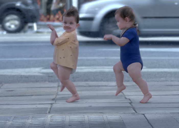 Have You Ever Seen Cute Babies Dancing Like This?