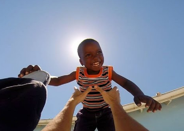 Visiting An Orphanage In South Africa With GoPro
