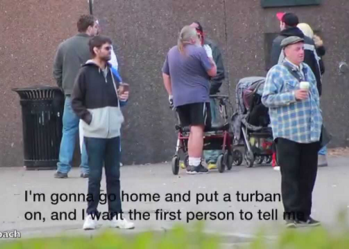 See Canadians Reaction To Ottawa Shooting Racism Prank