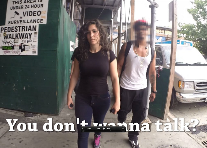 Street Harassment Within 10 Hours Of Walking In NYC As A Woman