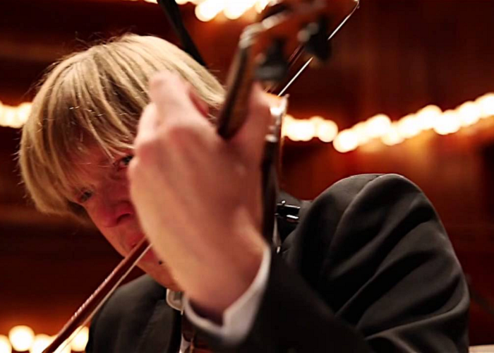 Watch The Classical Orchestra Eating The World's Hottest Chili Peppers