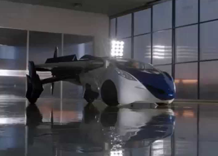 AeroMobil 3.0 - The Flying Car Prototype