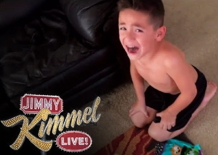 See How These Kids React When All Their Halloween Candy Is Eaten - Part 2