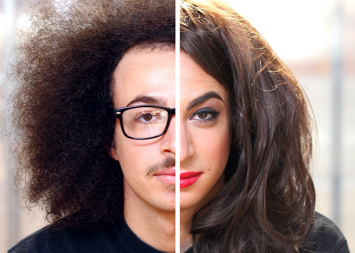 These Men Try Women's Makeup For The First Time
