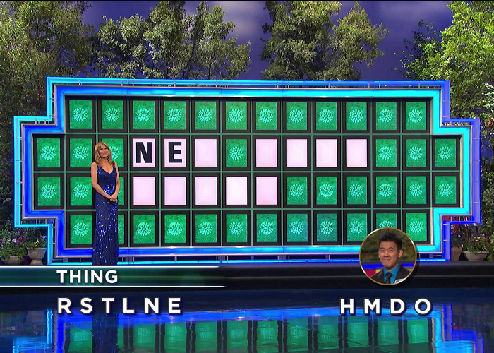 This Is The Most Amazing Solve In Wheel Of Fortune