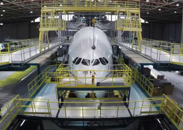 Watch Emirates Completes A 3-C Check, The Largest Maintenance Check On Any Aircraft