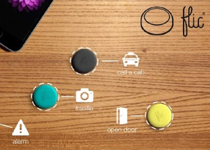 Life Is So Much Easier With This Wireless Smart Button