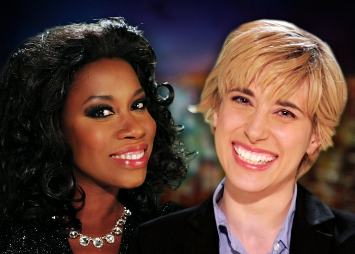 Watch Oprah vs Ellen In The Epic Rap Battles Of History