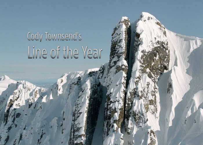 This Is The Most Insane Ski Line You Have Ever Seen