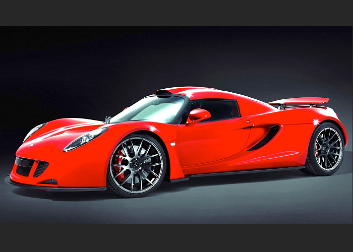 These Are The Top 10 Fastest Super Cars In The World
