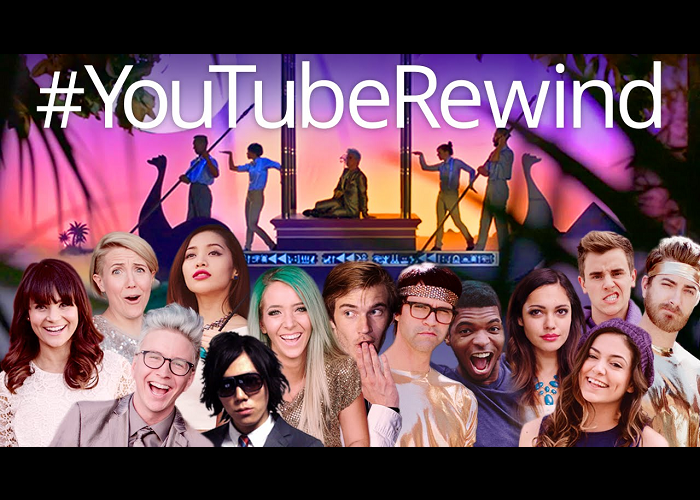 Watch The YouTube Rewind: Turn Down For 2014