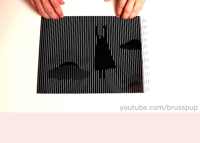 This Is An Amazing Animated Optical Illusion