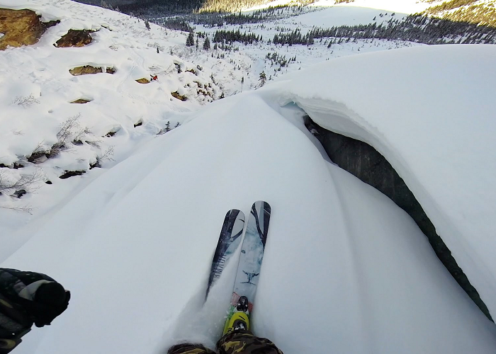 Follow Tanner Hall With His Ski Diaries In The Backcountry Of British Columbia