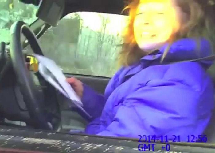 This 17-Year-Old Girl Was Pulled Over And Given Two Special Tickets