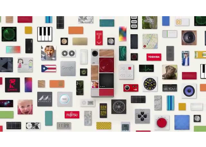 Google's Project Ara Modular Smartphone Is Coming Soon