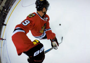 See The Hockey Game From The Perspectives Of Highly-Skilled NHL Players