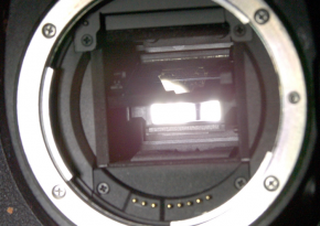 See Inside A Camera At 10,000 fps In Slow Motion