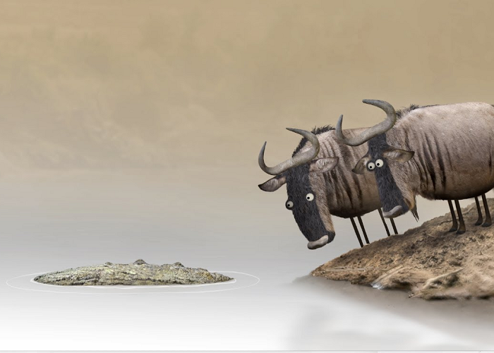 Watch Wildebeest Animation From Birdbox Studio