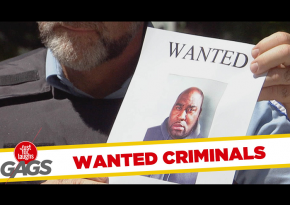 Watch The Wanted Fugitives Pranks