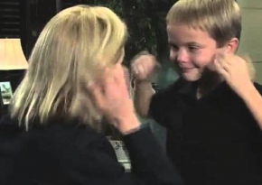 This Deaf Woman Is Able To Hear Her Son For The Very First Time